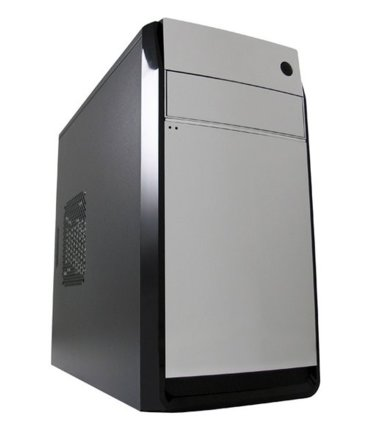 LC-POWER OBUDOWA CASE-2007MS 2 x USB 3.0, 1x USB 2.0 SREBRNA