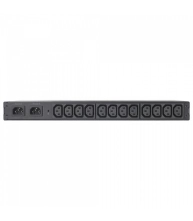 APC AP7721 ATS RACK 10A/230 C14 IN, 12xC13 OUT