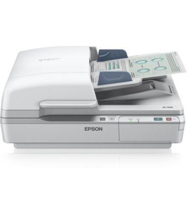 Epson Skaner WorkForce DS-6500 FlatBed A4 Photo/USB/duplex/LED ReadySca
