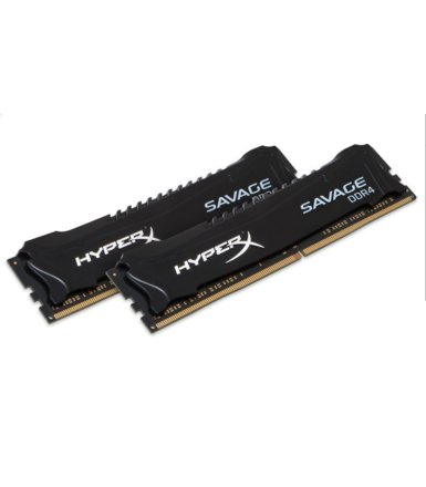 HyperX DDR4 HyperX Savage 8GB/2133(2*4GB) CL13-13-13-13 Black