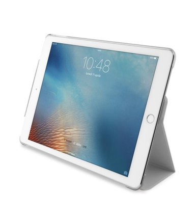 "PURO Zeta Slim - Etui iPad Pro 9,7""/Air 2 w/Magnet & Stand up (srebrny)"