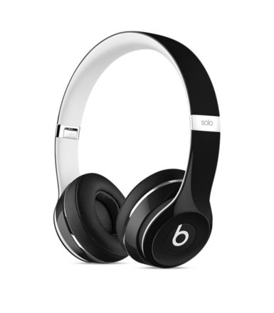Apple Beats Solo2 On-Ear Luxe Black ML9E2ZM/A