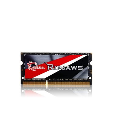 G.SKILL SODIMM Ultrabook DDR3 8GB (2x4GB) Ripjaws 1600MHz CL9 - 1.35V Low Voltage