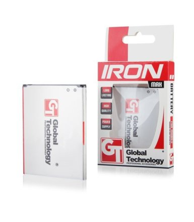 Global Technology BATERIA IRON iPhone 5 1750 mAh bulk