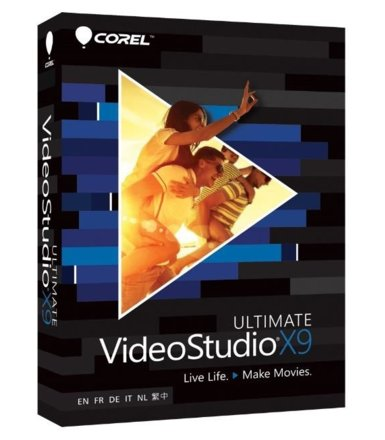 Corel VideoStudio Pro X9 ML Ultimate  VSPRX9ULMLMBEU