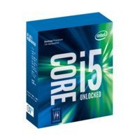 Intel CPU Core i5-7600K BOX 3.80GHz, 1151, VGA
