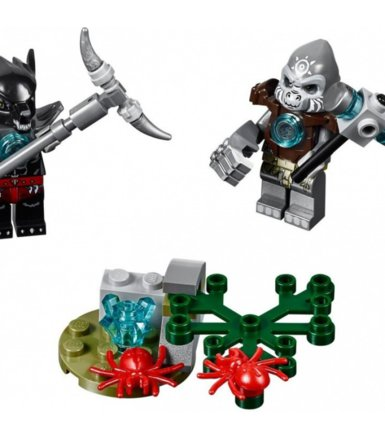 Chima Minifigure accessory set