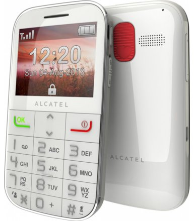 Alcatel  2000 WHITE