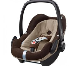 Maxi Cosi Fotelik Pebble Plus Earth Brown