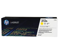 HP Inc. Toner 312A Yellow 2.7k CF382A