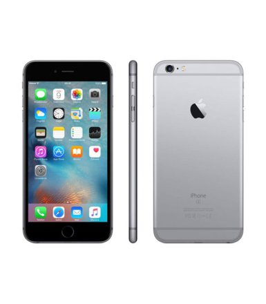 Apple iPhone 6s Plus 16GB Space Gray         MKU12PM/A