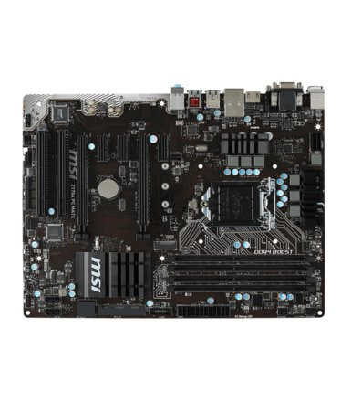 MSI Z170A PC MATE s1151 Z170 4DDR4 USB3.1 ATX