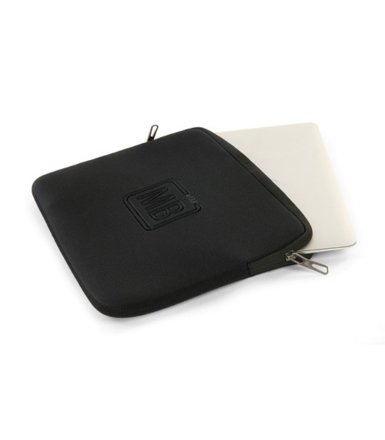 TUCANO Elements MacBook Air 13 second skin etui black