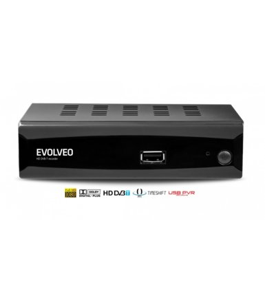 Evolveo Nagrywarka Alpha HD, HD DVB-T