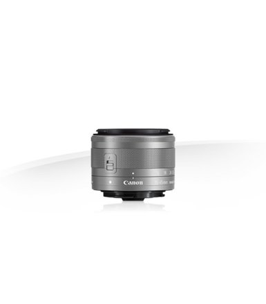 Canon EF-M 15-45MM 3.5-6.3 IS STM SLV 0597C005AA