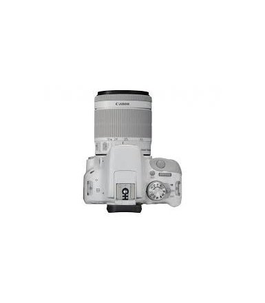 Canon EOS 100D white 18-55 IS 9124B018