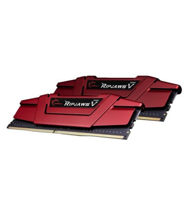 G.SKILL DDR4 RipjawsV 8GB (2x4GB) 3000MHz CL15-15-15 XMP2 Red