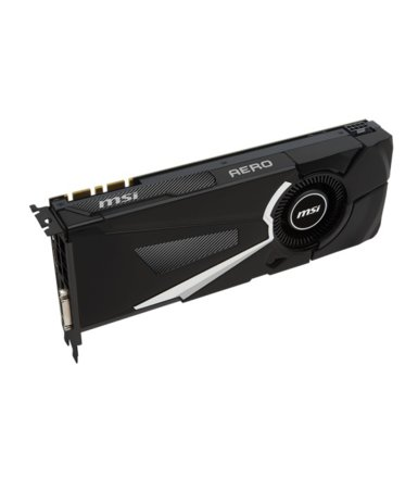 MSI GeForce CUDA GTX1080 AERO OC 8GB DDR5 256BIT DVI/HDMI/3DP