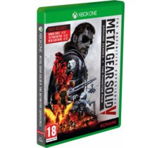 Techland Metal Gear Solid V Definitive Collection X1