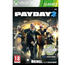Techland PayDay 2 Xbox 360