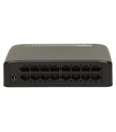 Edimax Technology ES-3316P Switch 16x10/100 Desktop