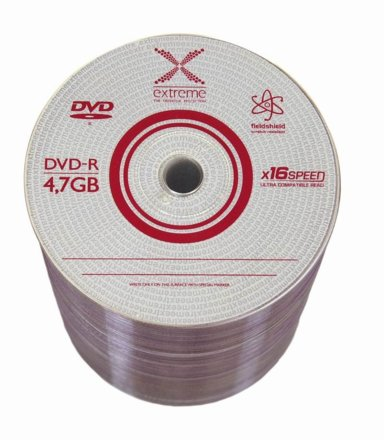 Extreme DVD-R 4,7 GB x16 - S-100