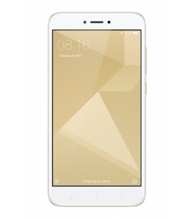 XIAOMI Redmi 4X DS.Gold 3/32GB LTE