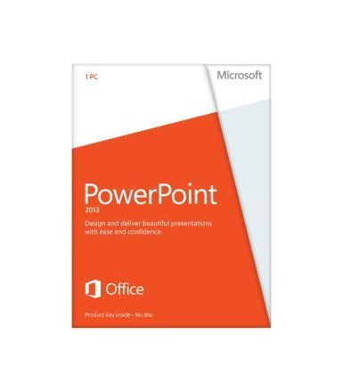 Microsoft Power Point 2013 PL 32-bit/x64 Medialess  079-05904
