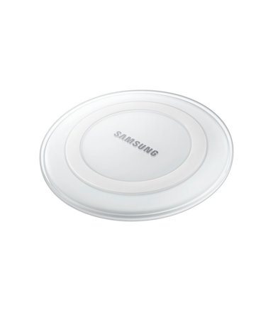Samsung S Charger pad round White