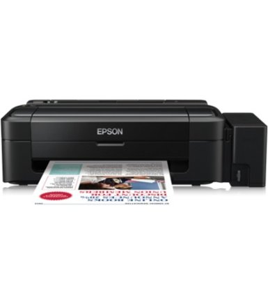 Epson Drukarka CISS L110   A4/4-ink/3pl/do27ppm/4.12kg