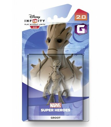 Disney Infinity 2.0 - Groot (Guardians of The Galaxy)