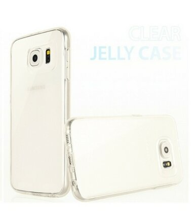 Mercury Etui CLEAR Jelly Samsung J7 J710 2016 transparent