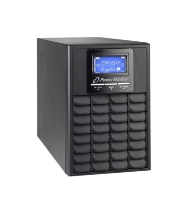PowerWalker UPS ON-LINE 1000VA 3X IEC OUT, USB/RS-232, LCD, TOWER