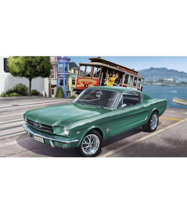 Ford Mustang 1965 2 2 Fastback