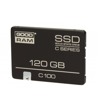 GOODRAM C100 120GB SATA3 2,5' 500/360MB/s