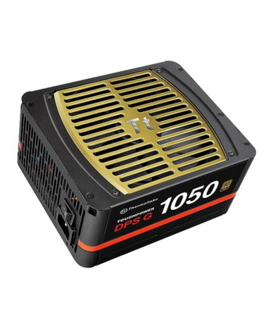 Thermaltake Toughpower DPS G 1050W Modular (80+ Gold, 6xPEG, 140mm)