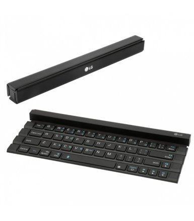 LG Electronics KBB-700 Klawiatura BT Rolly Keyboard Black