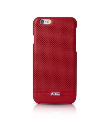 BMW Backcase BMHCP6MPERE iPhone 6/6S czerwony