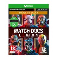 UbiSoft Gra XOne/XSX Watch Dogs Legion Gold