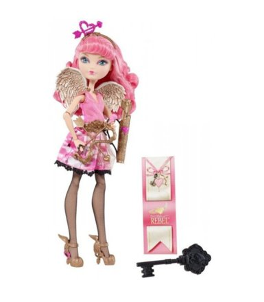 EVER AFTER High Rebelsi  C.A. Cupid