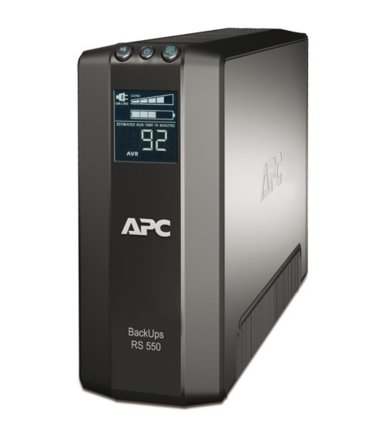 APC BR550GI BACK RS GREEN 550VA 230V LCD 6xC13