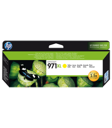 HP Inc. Tusz nr 971XL - CN628AE Yellow