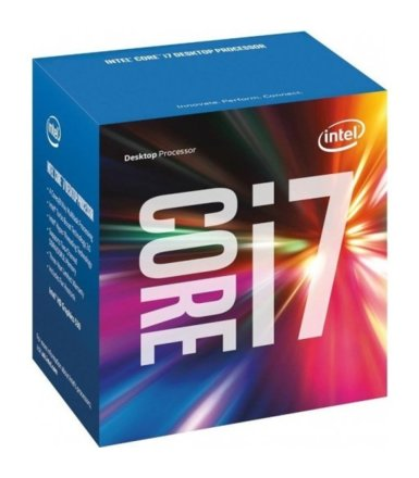 Intel CPU INTEL Core i7-6700 3.4GHz, 8M, LGA1151, VGA