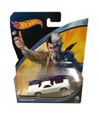 HOT WHEELS DCU Two-Face
