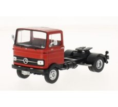 Mercedes-Benz LPS 608 Tractor Truck 1975 (red)