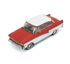 IXO Ford Taunus 17M 1957 (red/white)