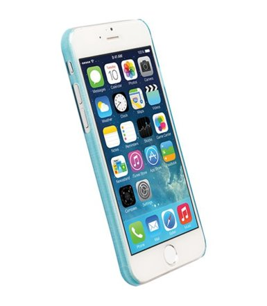 Krusell Etui FrostCover do Apple iPhone 6 - niebieski