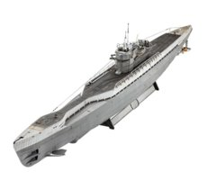 REVELL German Submarine typeIX C/40