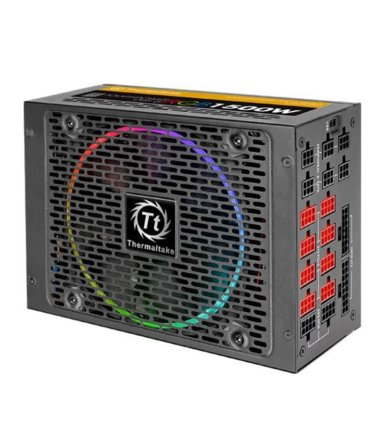 Thermaltake Toughpower DPS G RGB 1500W Modular (80+ Titanium, 10xPEG, 140mm)