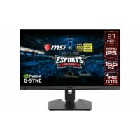 MSI Monitor MSI Optix MAG274QRF 27''Flat/LED/WQHD/NonT/165Hz/Black